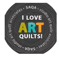 I love art quilts