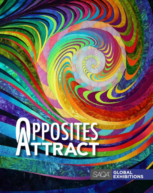 Opposites Attract -catalog cover