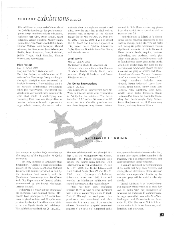 SAQA Journal 2002 Vol. 12 No. 2 Part 2