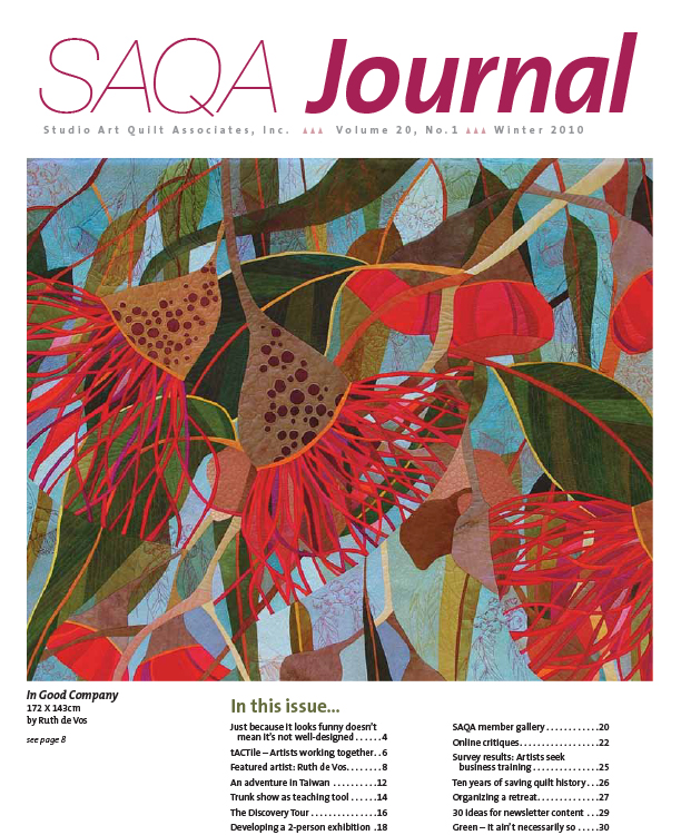 SAQA Journal 2010 Vol. 20 No. 1