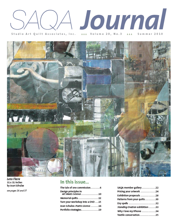 SAQA Journal 2010 Vol. 20 No. 3