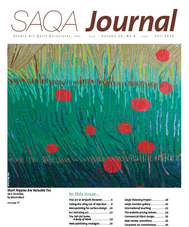 SAQA Journal 2010 Vol. 20 No. 4