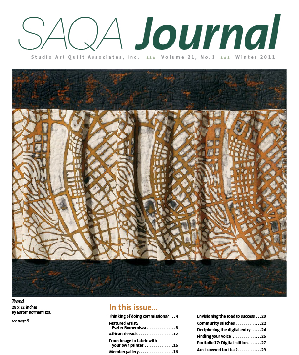 SAQA Journal 2011 Vol. 21 No. 1