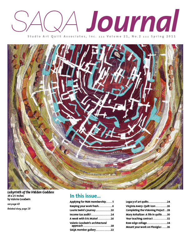 SAQA Journal 2011 Vol. 21 No. 2