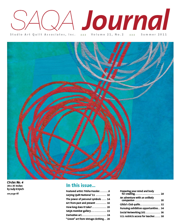 SAQA Journal 2011 Vol. 21 No. 3