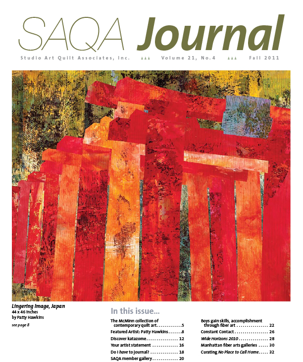 SAQA Journal 2011 Vol. 21 No. 4