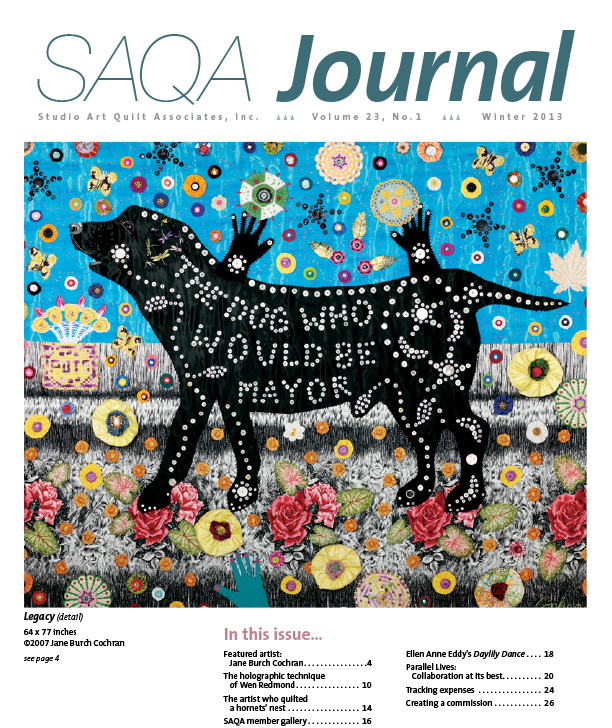 SAQA Journal 2013 Vol. 23 No. 1