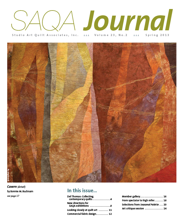 SAQA Journal 2013 Vol. 23 No. 2