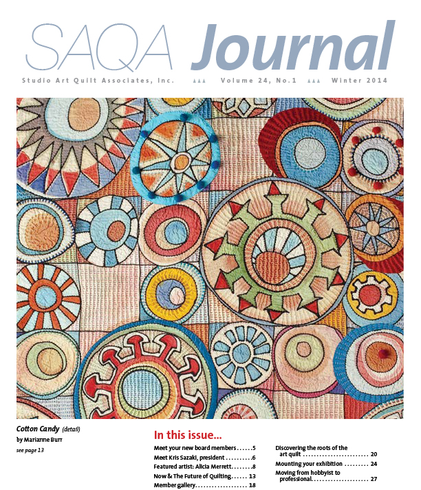 SAQA Journal 2014 Vol. 24 No. 1
