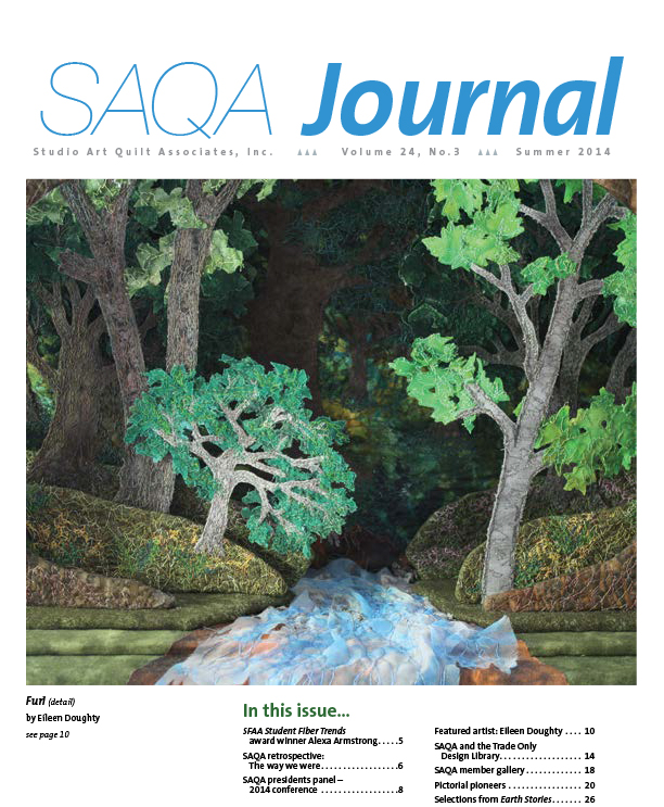 SAQA Journal 2014 Vol. 24 No. 3