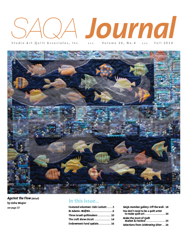 SAQA Journal 2014 Vol. 24 No. 4