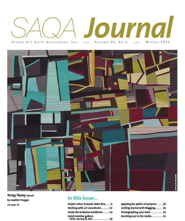 SAQA Journal 2015 Vol. 25 No. 1