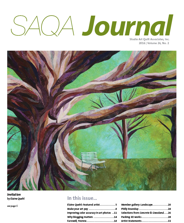 SAQA Journal 2016 Vol. 26 No. 2