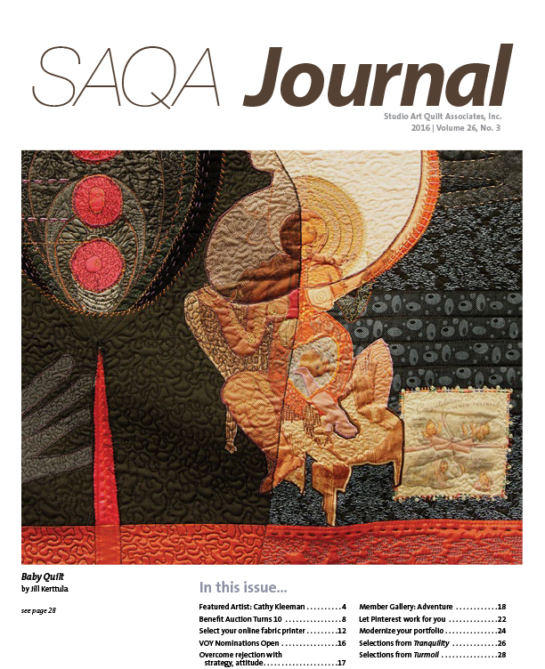 SAQA Journal 2016 Vol. 26 No. 3