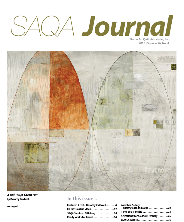 SAQA Journal 2016 Vol. 26 No. 4