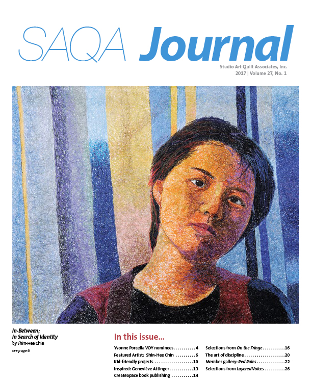 SAQA Journal 2017 Vol. 27 No. 1