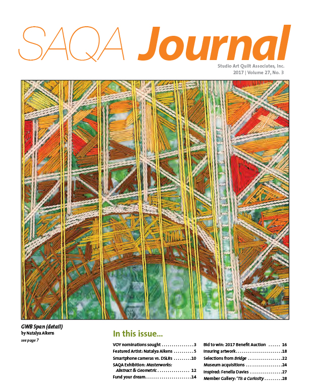 SAQA Journal 2017 Vol. 27 No. 3