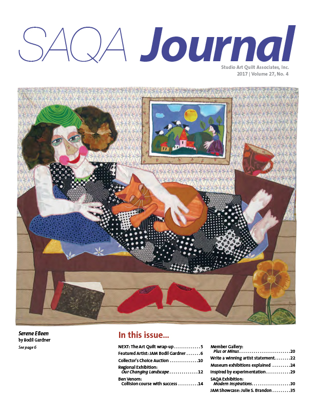 SAQA Journal 2017 Vol. 27 No. 4