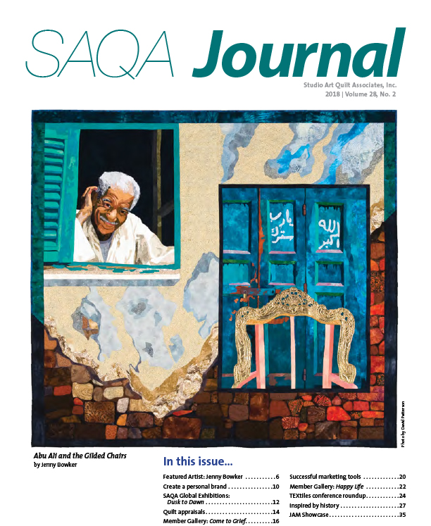 SAQA Journal 2018 Vol. 28 No. 2