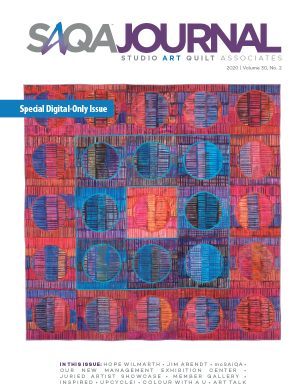 SAQA Journal 2020 Vol. 30 No. 1