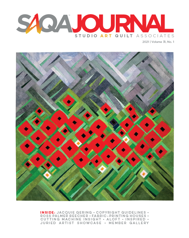 SAQA Journal 2021 Vol. 31 No. 1