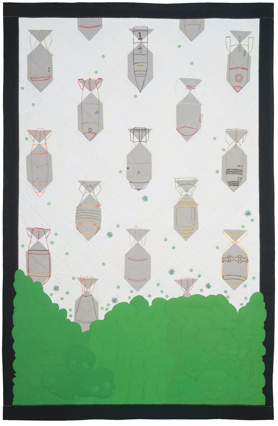 Maggy Rozycki Hiltner - Bombs and Missiles