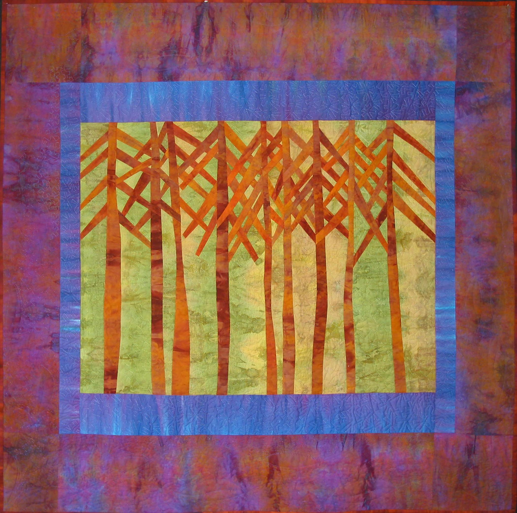 Frieda Anderson - Tall Trees