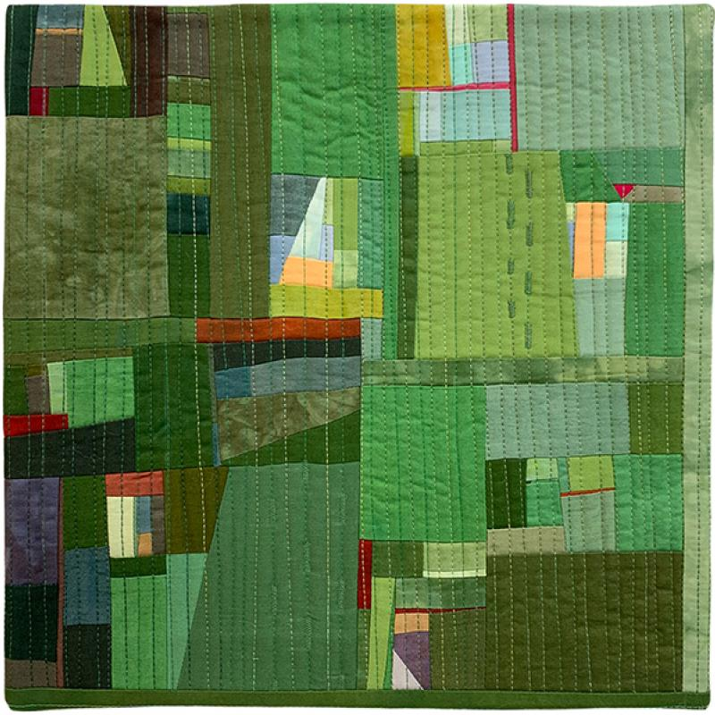 Sue Cortese - Summertime Four Patch