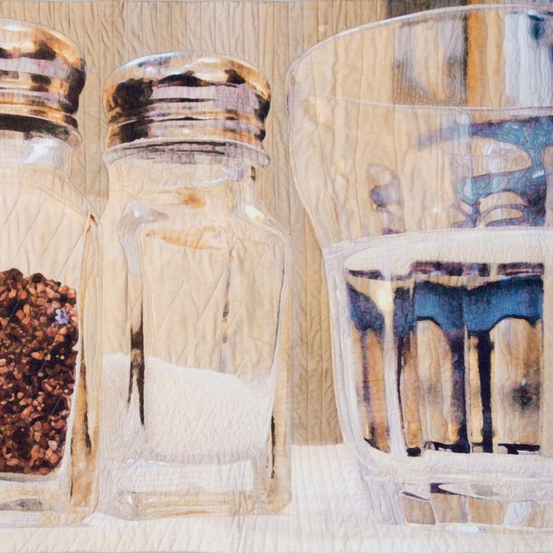 Miriam Nathan-Roberts - Salt and Pepper