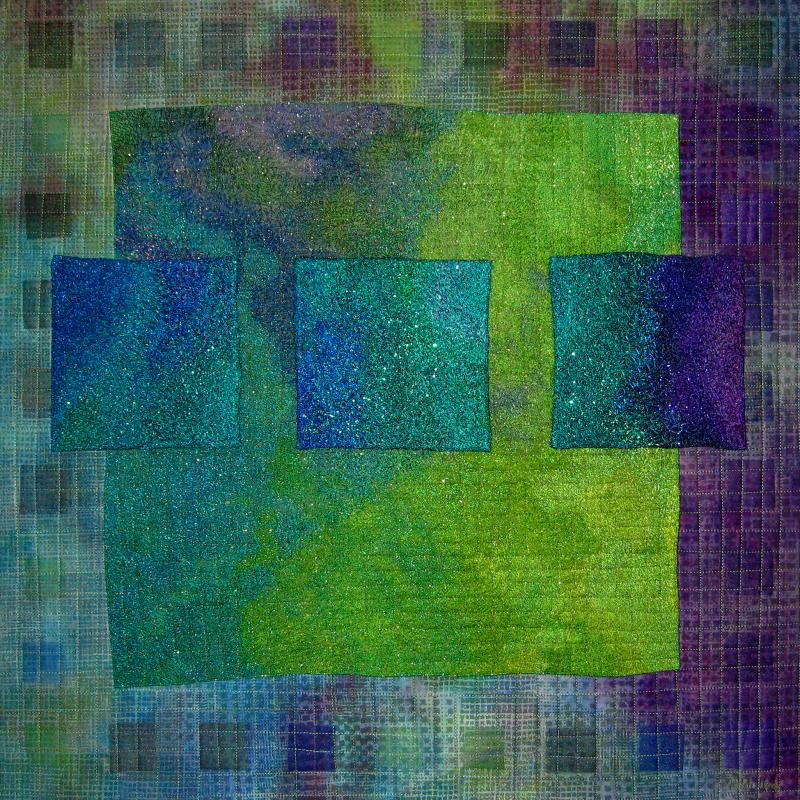 Michele Hardy - Colorfields: Emerald