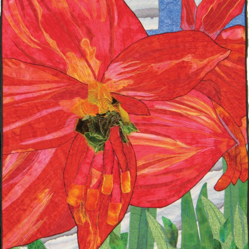 Mary Ann Vaca-Lambert - Summer Day Lily