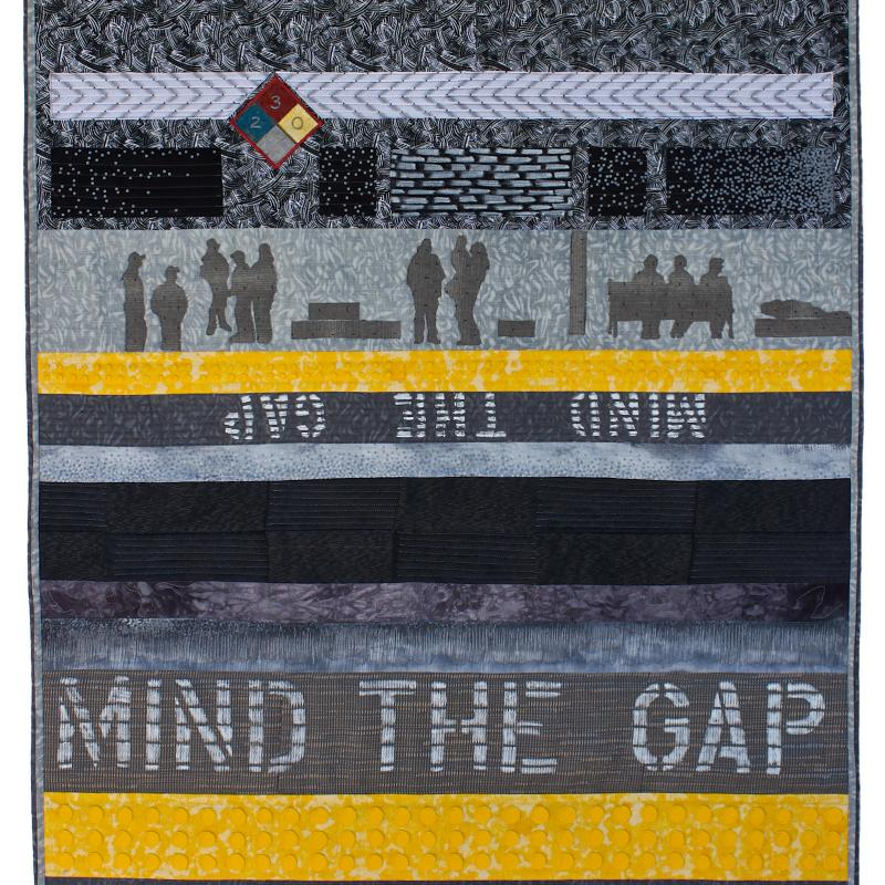 Gayle Simpson - Mind the Gap