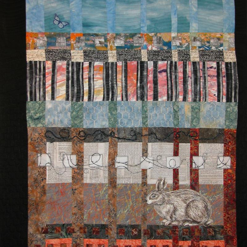 Deborah  Runnels - Surveyed, Sold, Fenced