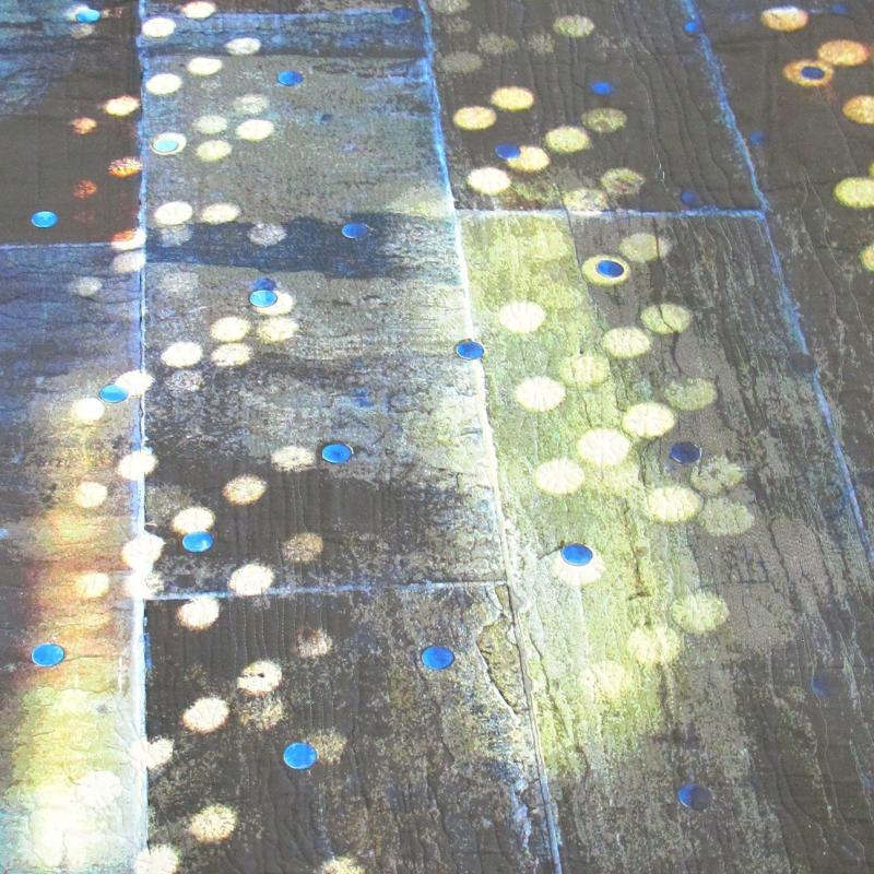 Barbara J. Schneider - Pavement Patterns, Dancing Light, var. 4