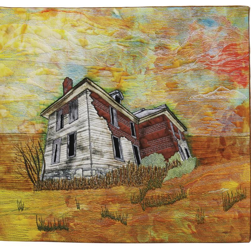 Catherine R. Timm - Old Brick Farm House