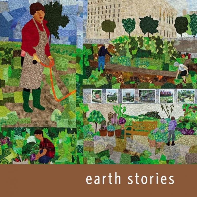 Earth Stories catalog cover