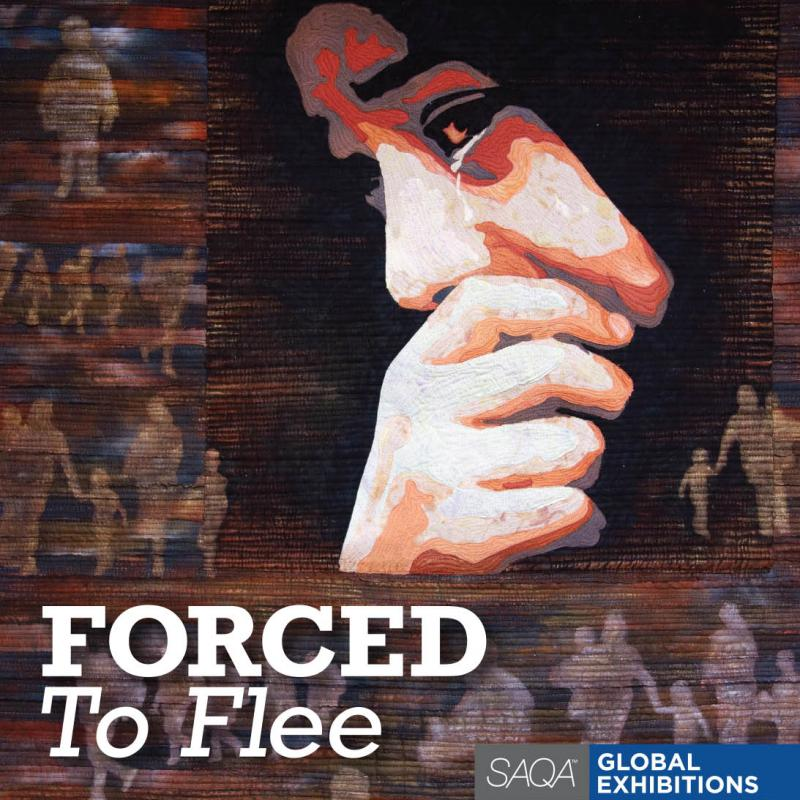 Forced to Flee catalog cover
