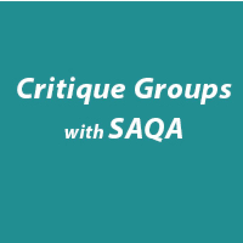 Critique Groups with SAQA