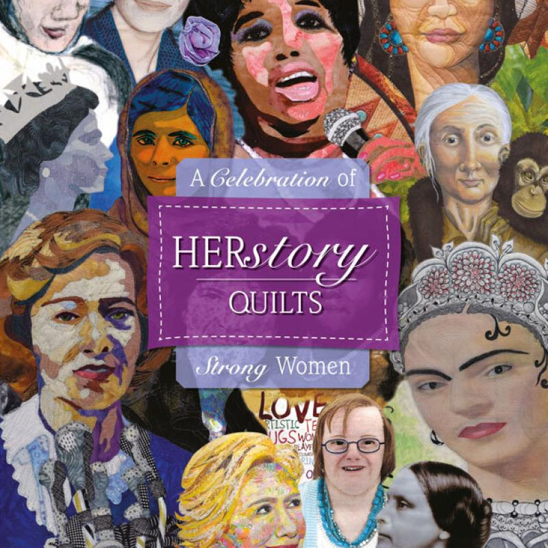 HERstory catalog cover