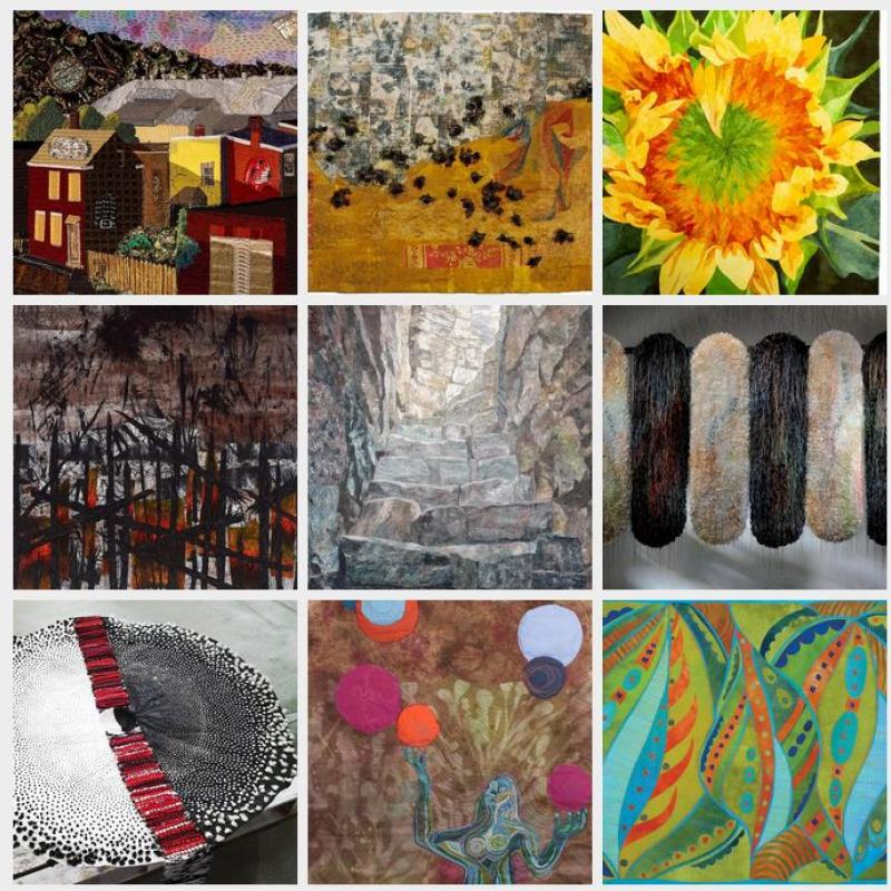 Juried Artist profiles