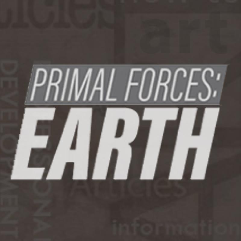 Primal Forces - Earth