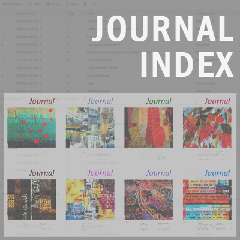 Journal Index