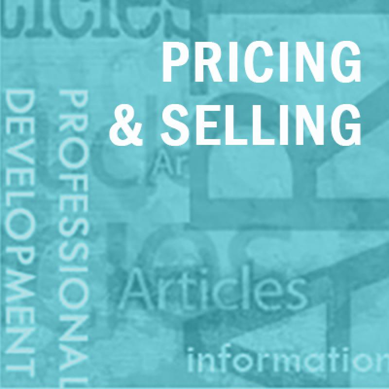Pricing and Selling